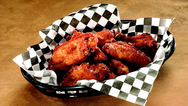 Mazzio's, Wing Run Wings cobranding 11 flavors of wings