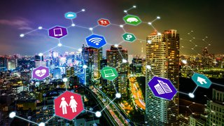Outdoor digital signage and the rise of smart cities