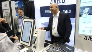 Self-order kiosks let loose at National Restaurant Show