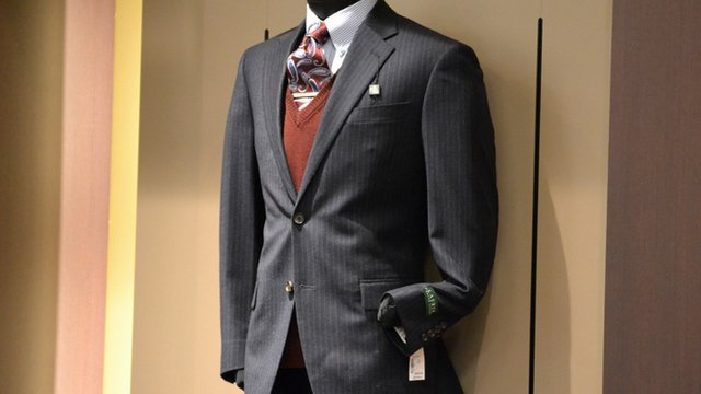 Buttoned-up loyalty: The case of Men's Wearhouse and Jos. A. Bank