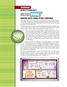 Media Zone:  Managing Digital Signage without Compromise