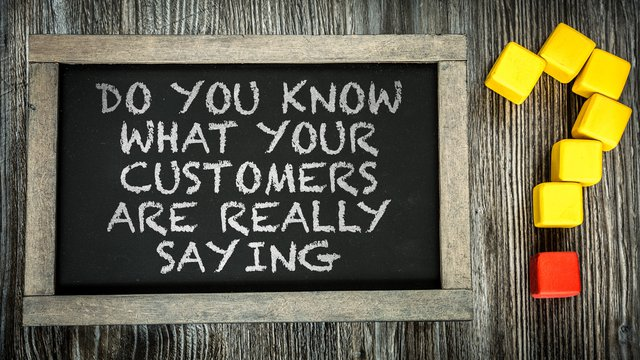 Really want to know what customers think? Make it easy for them to tell you