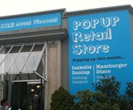 Are pop-ups a permanent fixture in retailing?