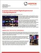 A Unique, Personalized Digital Experience at FCBotiga Megastore