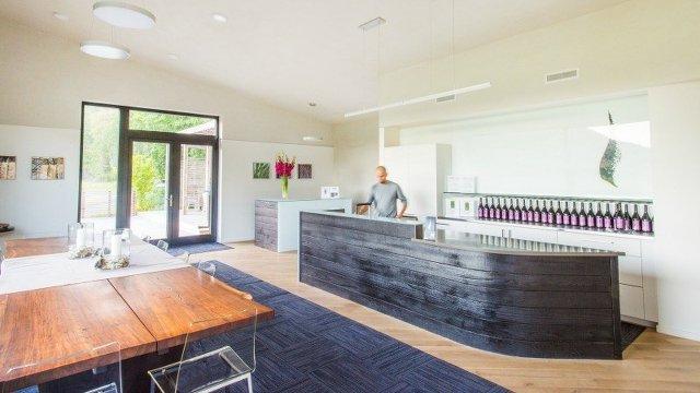 Oregon wine tasting room crushes first Living Building Certification