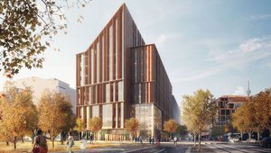 Sustainable design at core of Toronto's first planned Toronto's first tall wood building
