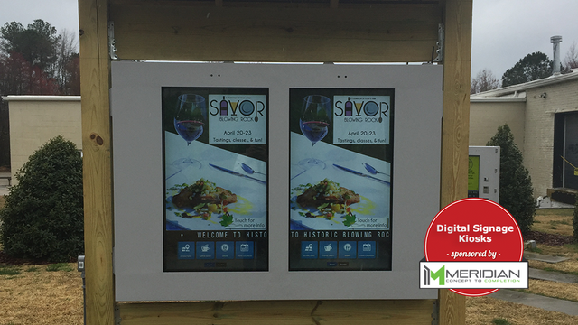 Versatility gives interactive digital signage kiosks greater reach