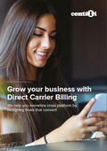 Grow your business with Direct Carrier Billing