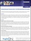 Enabling Employee Communication in the Distributed Retail Environment