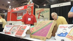 Aaron Seaton of Star Pizza Box