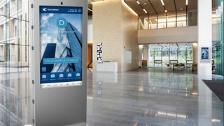 Wayfinding digital signage kiosks boost guest experience