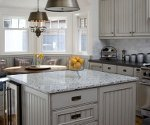 Recycled glass countertops deliver sustainability and unique style (video)