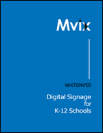 Digital Signage for K-12 Schools