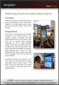 Enhancing Travel at London Luton Airport