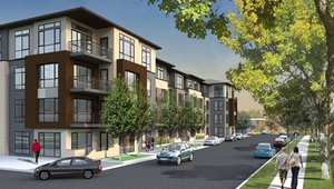 Sustainable community nearing completion near Denver