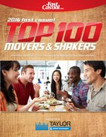 2016 Fast Casual Top 100
