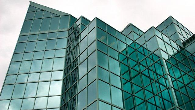 Gap Seen In Glass Glazing In Commercial Buildings Proud