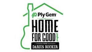 Ply Gem, Darius Rucker Team Up for Habitat For Humanity