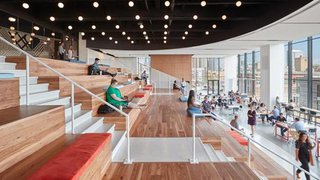 McDonald's new Chicago HQ: Green roof, 'Work Cafe,' department 'neighborhoods,'