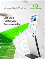 Kiosks That Deliver: One Stop, Full Service, Proven results