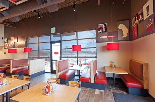Smashburger updates design to stay fresh digital signage