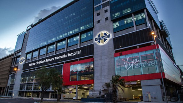 Cape Town center a standout for sustainable hospital operations management