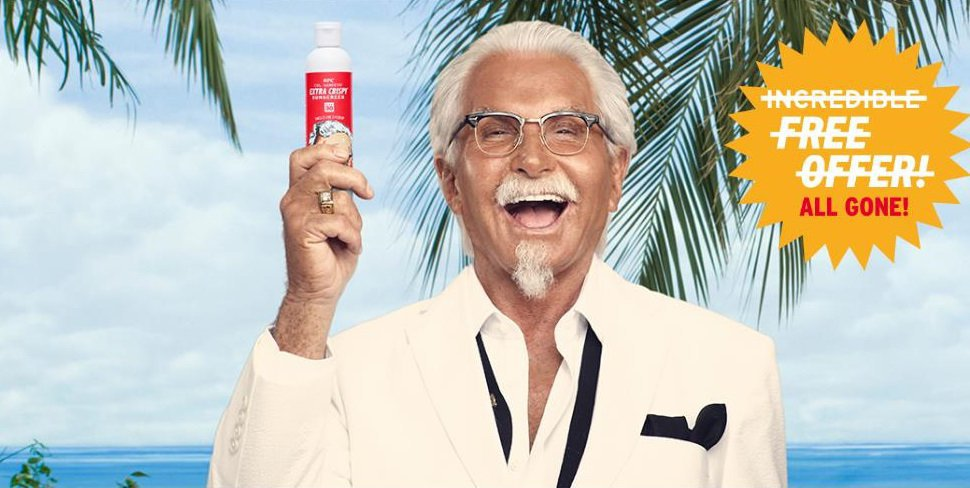 Mayhem alert: KFC's main marketing mind headlines Restaurant Franchising and Innovation Summit