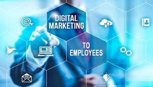 Want effective workplace digital signage? Think like a brand manager
