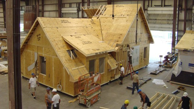 Custom modular homes claim 30% energy efficiency gains