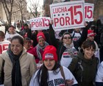 Restaurant workers plan wage protests in seven cities