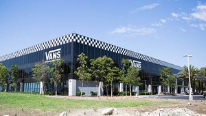Solar helps power Vans headquarters to environmental honor