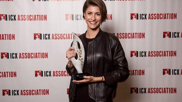 Kiosk Marketplace Influencer of the Year: Under Armour's Christiana DiMattesa