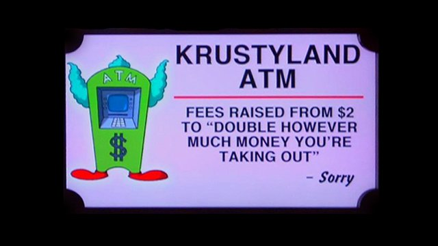 Why do consumers hate ATM fees so much?
