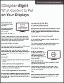 What Content to Put on Your Displays