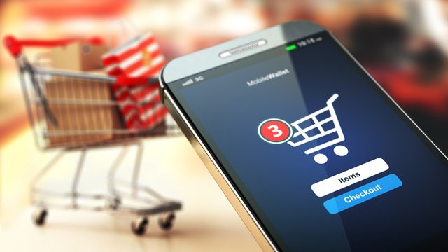 Retailers and the move toward a mobile, cashierless checkout experience