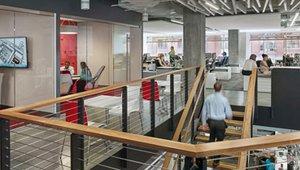 Design firm proves Va. office environmentally fit