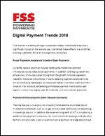 Digital Payment Trends 2018