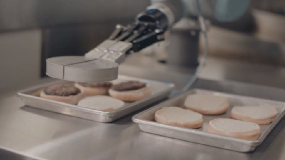 Caliburger founder to discuss how $3.1M investment will fuel robotics in the kitchen
