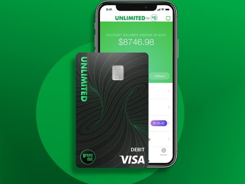 Green Dot launches high-yield mobile banking app with cash