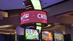Four Winds Casino upgrades with NanoLumens displays