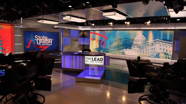 CNN adds LED video walls to 'The Situation Room'