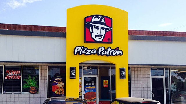 Pizza Patrón opens first corporate-owned store
