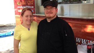 Moral support and a willingness to change help Chattanooga food truck overcome a setback