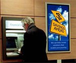 Financial institutions banking on digital signage