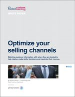 Optimize your selling channels