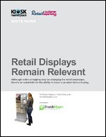 Retail Displays Remain Relevant