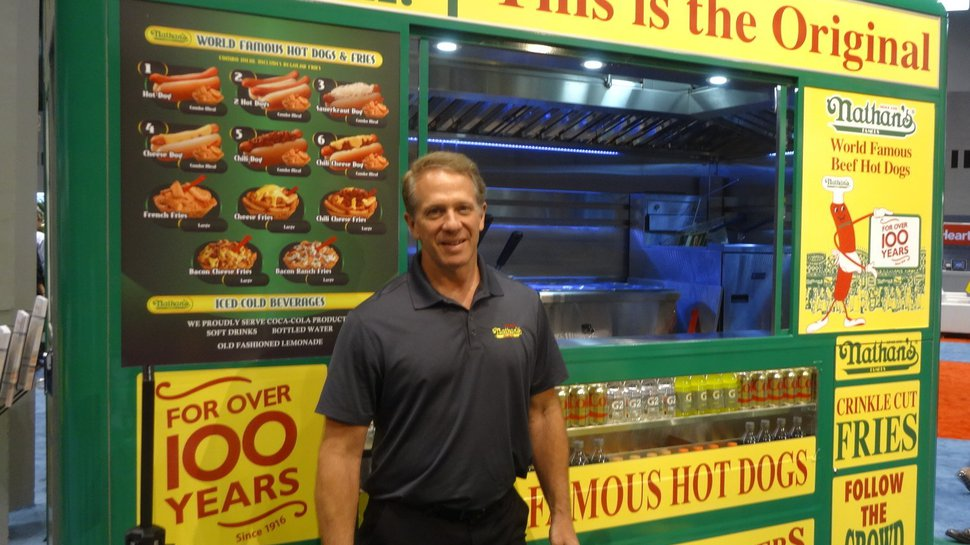 Environment-focused startup spearheads food trailers to support brands