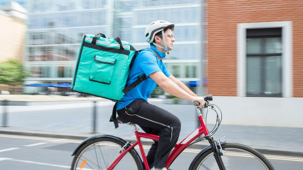 Roll on: 3rd-party delivery challenges draw a crowd