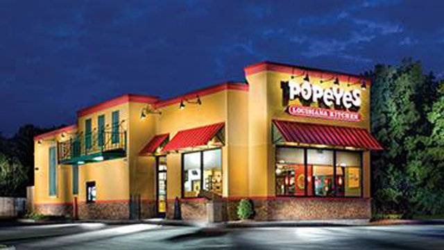 Popeyes Louisiana Kitchen Building popeyes cites 'superior' real estate focus as driver of new unit