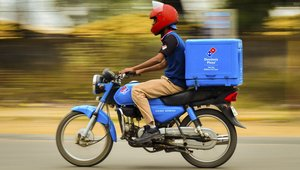Infographic: What's Domino's doing so right in India?